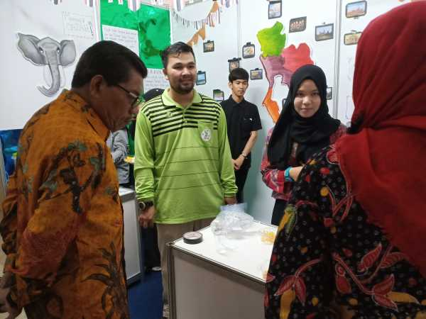 UAD Yogyakarta Gelar International Day ke-9