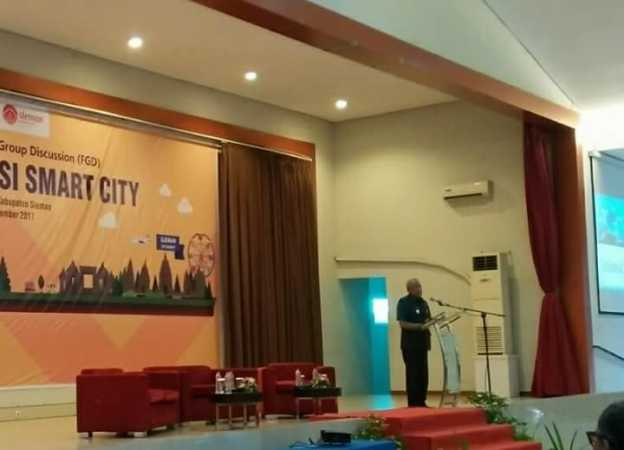 Pemkab Sleman Gelar Workshop dan FGD Implementasi Smart City 2017