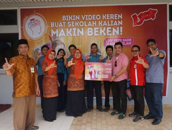 SMA CENDANA PEMENANG KATERGORI THE BEST CREATIVE VIDEO